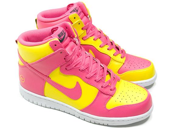 Nike Dunk Fragment London