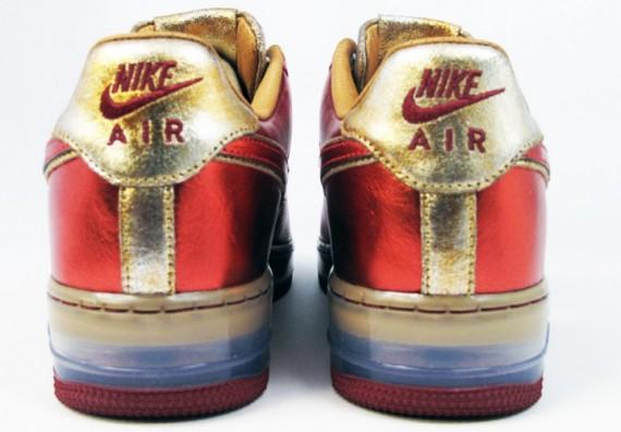 Nike Air force 1 Bespoke Luis Perez