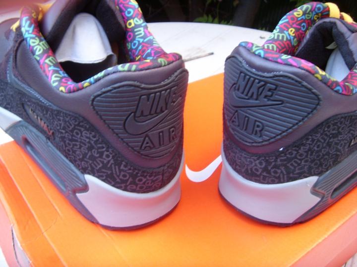 Nike Air Max 90 Premium Alphabet