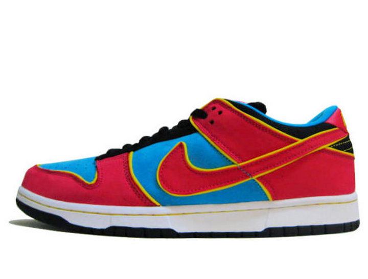 Nike Dunk Low SB Premium Ms Pacman