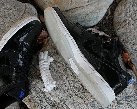 Nike Dunk Low SB Premium Space Jam