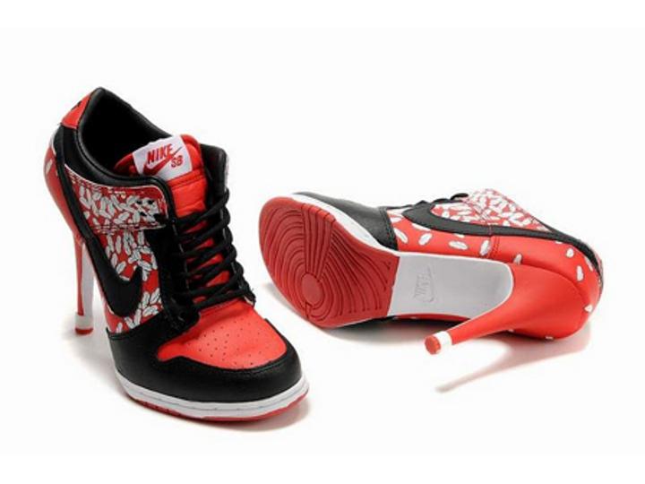 Talons Nike Dunk & talons Air Jordan 1, 23....