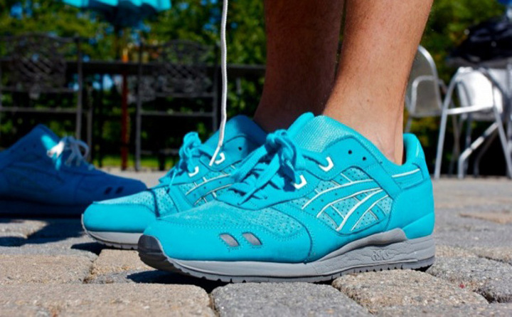 "Asics GT 2 Ultra Marine x Ronnie Fieg ""The Cove"""