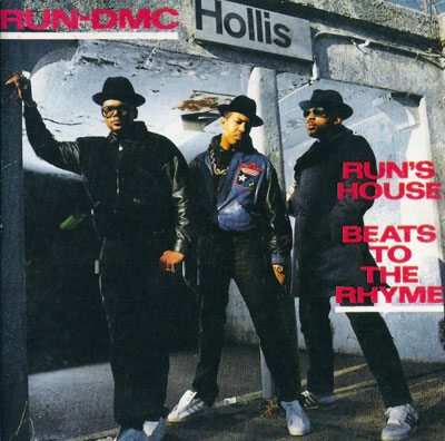 Run DMC - Adidas Superstar