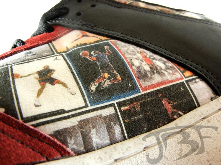 Nike Dunk Low Jordan Tribute