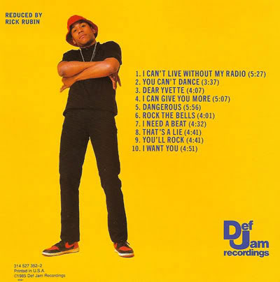 LL Cool J - Air Jordan 1