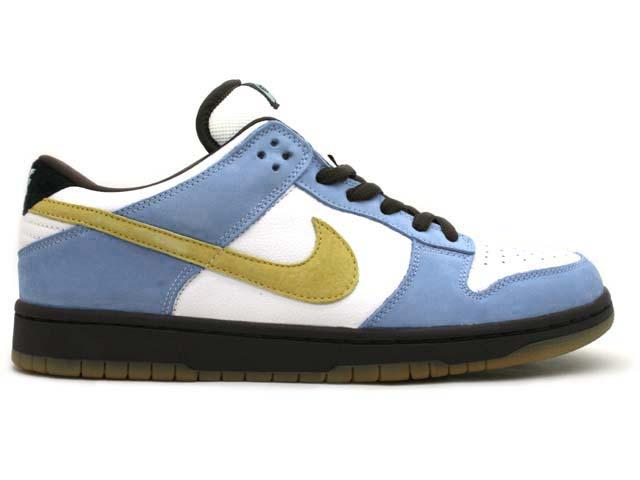 Nike Dunk Low Pro SB Homer Simpson