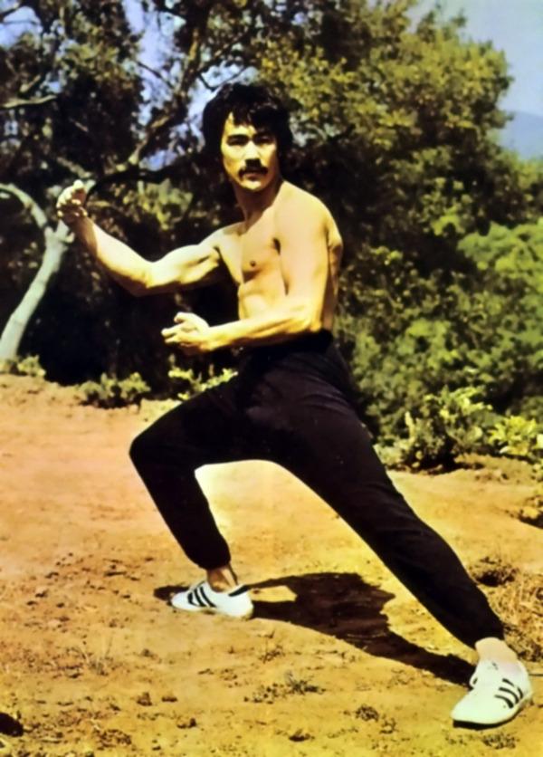 Bruce Lee - Adidas