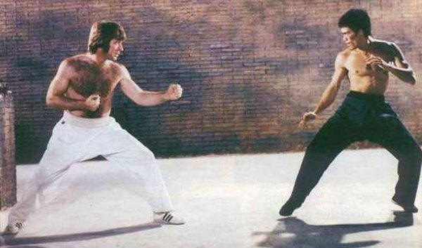 Adidas - Chuck Norris - La fureur du dragon