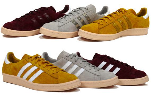 Adidas Originals Campus 80 x Footpatrol (2007)