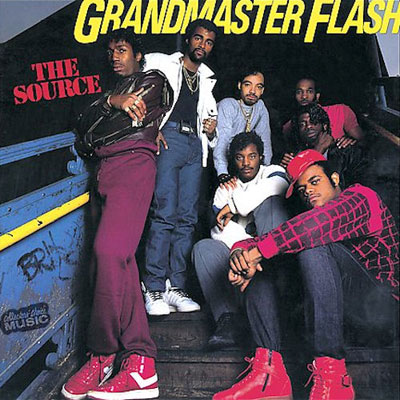 Grand Master Flash - Pony Patent Leathers