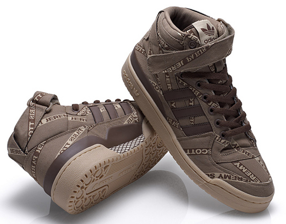 Adidas Forum Mid Money Jeremy Scott B Sides