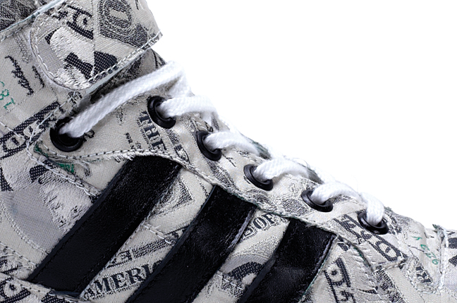 Adidas Forum Mid Money Jeremy Scott