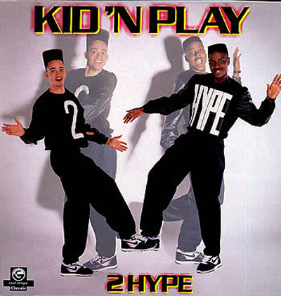 Kid N Play - Nike Air Windrunner