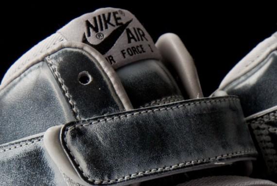 Nike Air Force 1 High Vac Tech Pewter