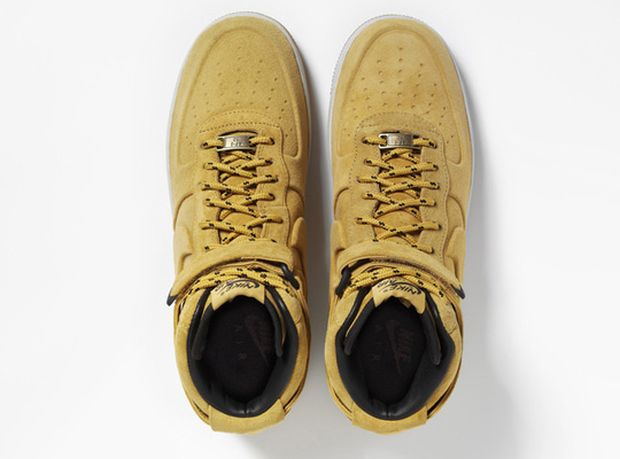 Nike Air Force 1 High Vac Tech (VT) Wheat Suede