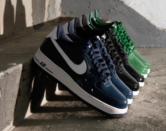 Nike Air Force 1 Low Patent Perf