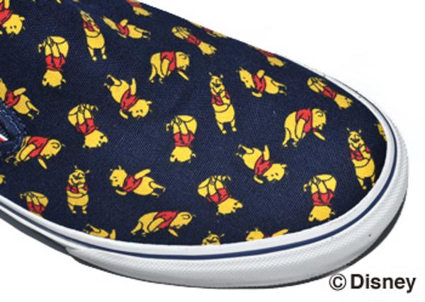 Vans Slip On Winnie L'Ourson