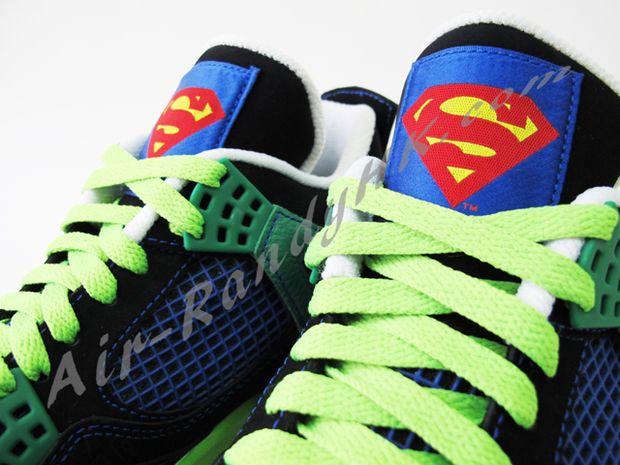 Air Jordan (IV) 4 Doernbecher Superman