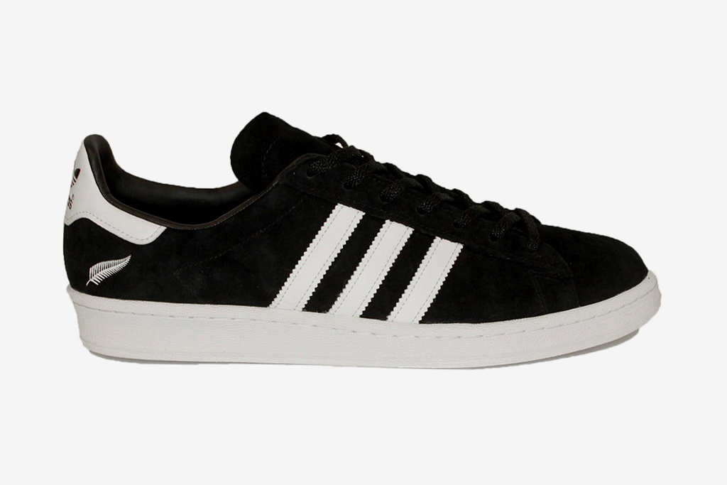 "Adidas Campus 80's All Blacks ""All Heroes"""