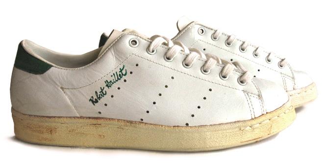 Décès de Robert Haillet, le père des chaussures Adidas Stan