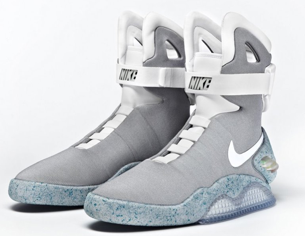 Nike Air Mag Marty McFly - Retour vers le futur