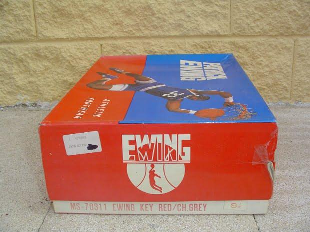 Patrick Ewing Key