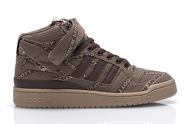 Adidas Forum Jeremy Scott B Side