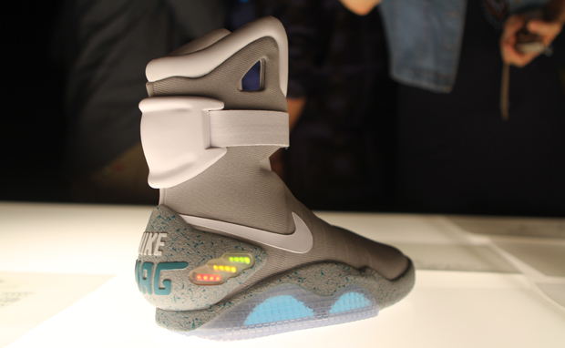 Nike Air Mag Marty McFly 2011