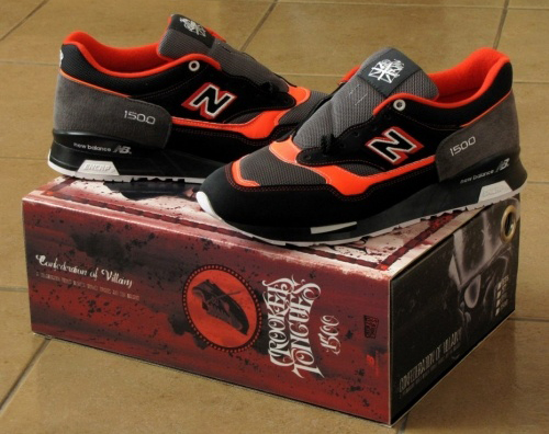 New Balance 1500 Crooked Tongues Blackbeard Confederacy Of Villainy