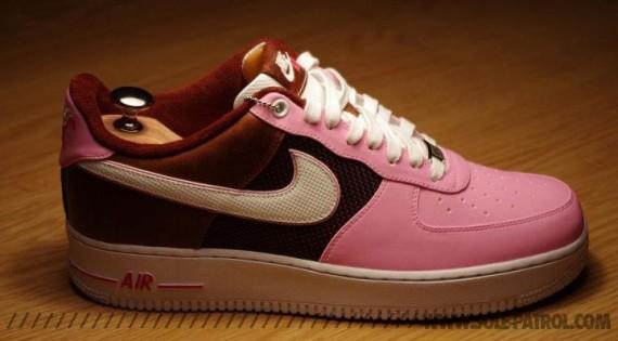 Nike Air Force 1 Bespoke  Psy Chotik