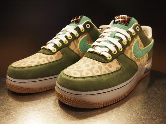 Nike Air Force 1 Bespoke  R.K.