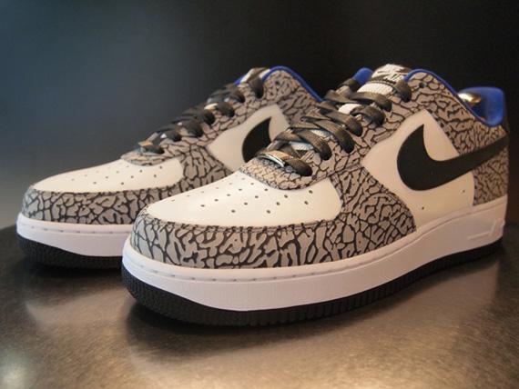 Nike Air Force 1 Bespoke 'Supreme'  Y.T