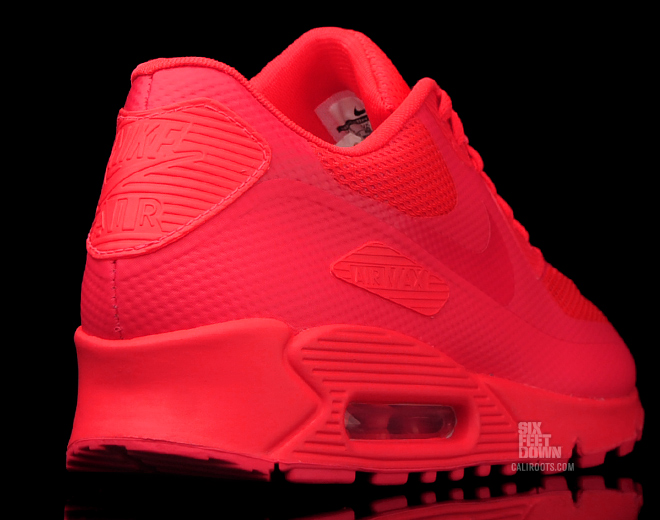 outlet store c85fe ca3c3 ... Nike Air Max 90 Hyperfuse Solar Red