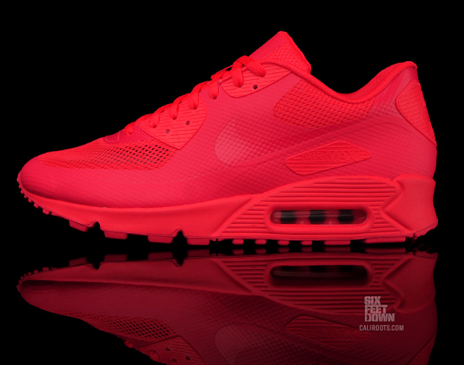 low priced eaa11 7100e Nike Air Max 90 Hyperfuse Solar Red