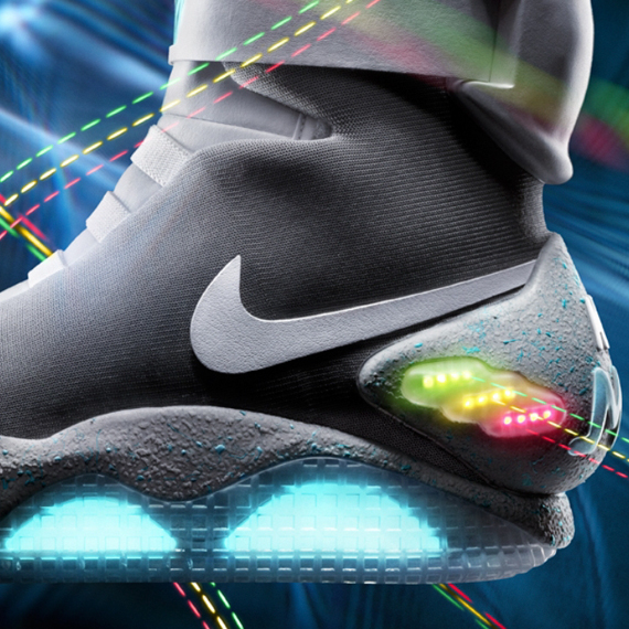 La Nike Air Mag Marty Mcfly de retour en 2015 ?