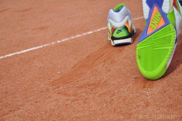 Les sneakers et le tennis (3ème partie) – Une spéciale US Open !