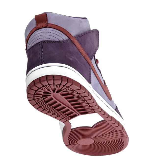 Nike Dunk High SB Plum
