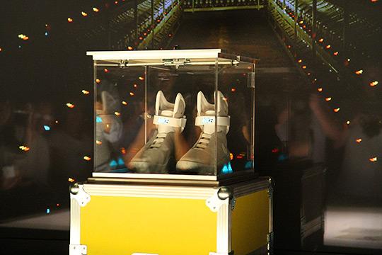Tinker Hatfield - Nike Air Mag Marty McFly 2011