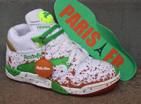 Reebok Pump Court Victory x Packer - Wimbledon
