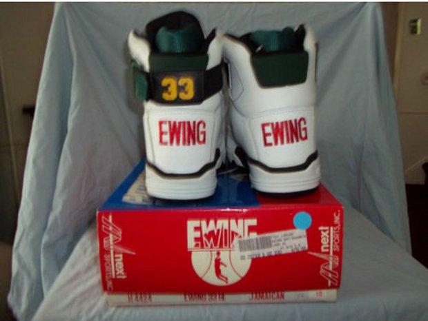 Patrick Ewing 33 Jamaican  H4424