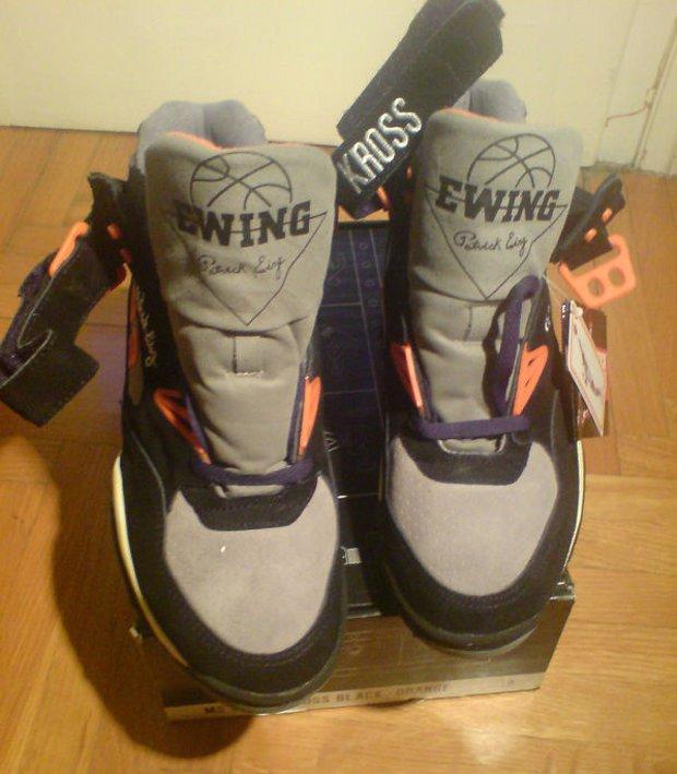 Patrick Ewing 33 Kroos