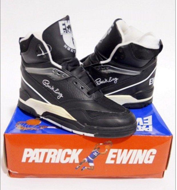 Patrick Ewing Hi Center