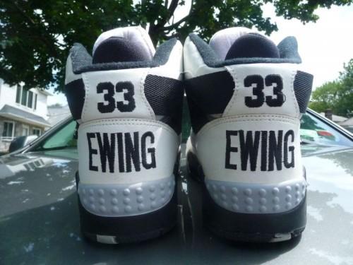 Patrick Ewing Focus