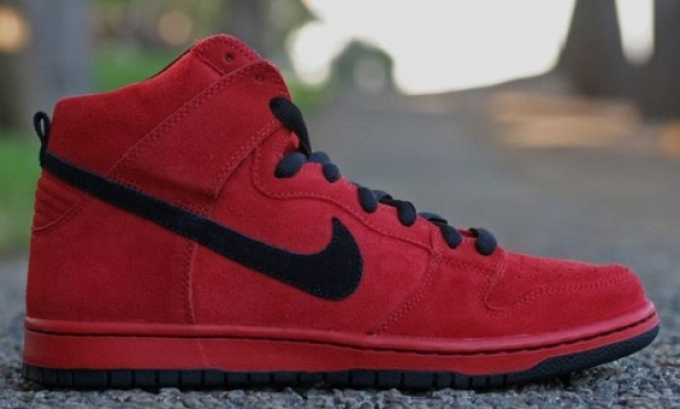 the latest f4883 35b78 cheap nike dunk high pro sb 7134d cac69  clearance high red devil red black  305050 600 nike dunk todd bratrud blunt vac tech nike