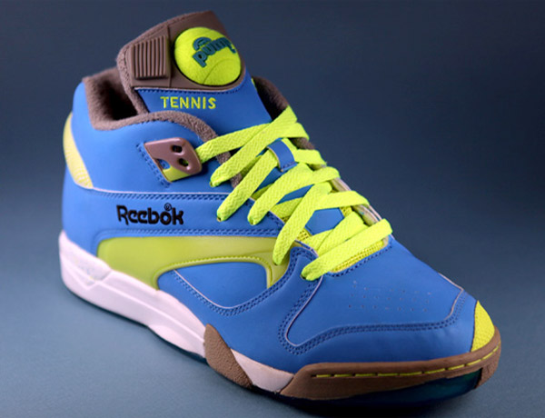 Reebok Pump Court Victory Packer Shoes Us Open
