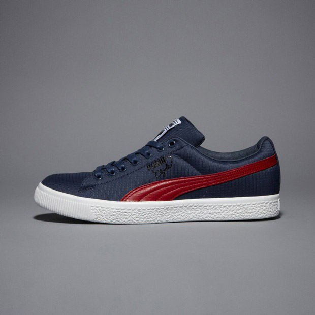 Puma Clyde Undefeated Ripstop