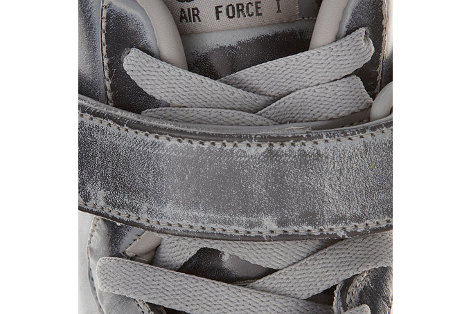 Nike Air Force 1 High Supreme Pewter VT (Vac Tech)