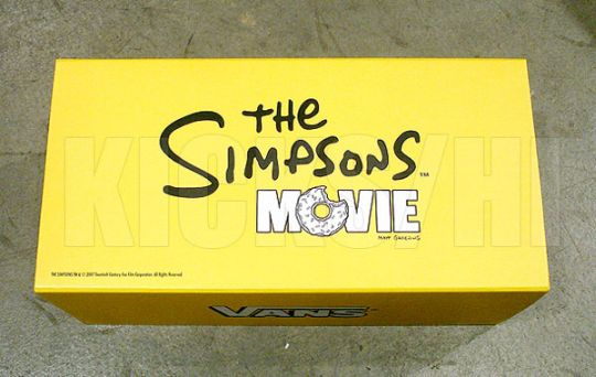 Vans Simpson