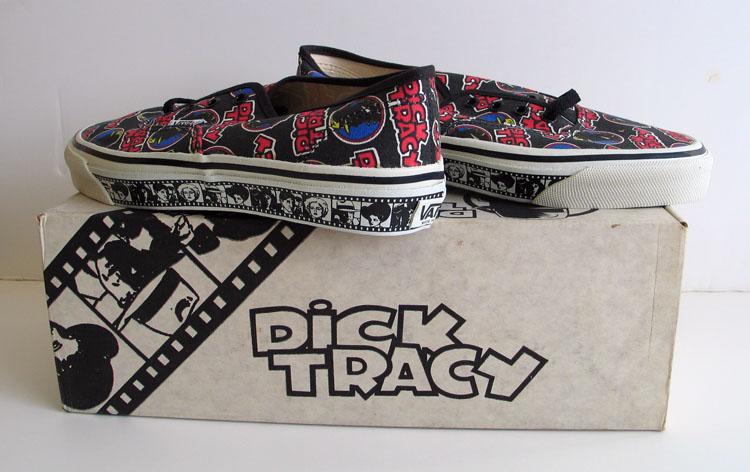 Vans Authentic Dick Tracy